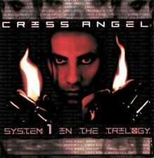 Criss Angel cd System 1 In The Trilogy NEW Sealed OOP 14tk 2000 APITRAG records