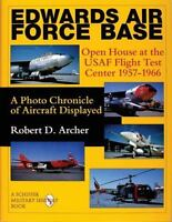 Book - Edwards Air Force Base: Open House at USAF Flight Test Center 1957-1966