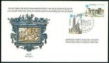 Handstamped Belgian & Colonies Stamps