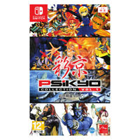 Psikyo Collection Vol. 1 Nintendo Switch Multi-Languages Factory Sealed