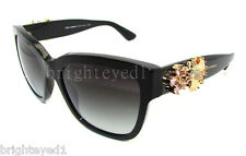 Authentic DOLCE & GABBANA Enchanted Beauties Sunglasses DG 4247B - 501/8G  *NEW*