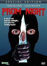 Prom Night - Jamie Lee Curtis - Factory Sealed - Cult Horror DVD