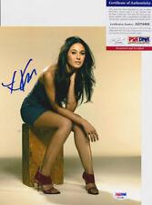 Emmanuelle Chriqui Sexy Entourage Signed Autograph 8x10 Photo PSA/DNA COA #1