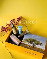 L'OCCITANE Gift Set Perfume Neroli Face Gel Shower Gel Hand Cream Verbena 1