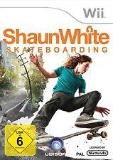 Shaun White Skateboarding, Wii Wii U Nintendo, NEU/OVP, Deutsch