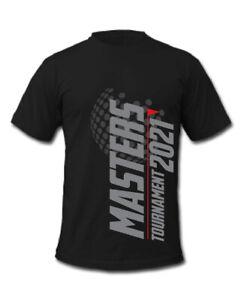 Masters Tournament Golf Championship Tour T-Shirt