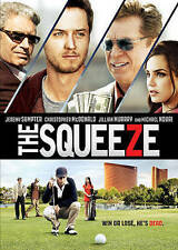 The Squeeze (DVD, 2015) GOLF SPORT COMEDY DRAMA BRAND NEW