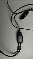 Sennheiser SLC110-L Headset military Army BW bundeswehr SEM52 SEM 70 VHF UHF