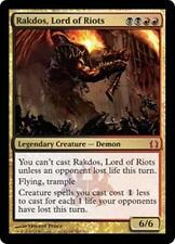 RAKDOS, LORD OF RIOTS Return to Ravnica MTG Gold Creature—Demon MYTHIC RARE