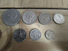 More details for 7 x assorted american coins