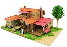 Studio Ghibli series Memanie Marney Oiwa family 1/150 scale paper craft