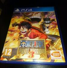 One Piece Pirate Warriors 3 SONY PS4 no manuale ITALIANO PARI NUOVO PAL leggere