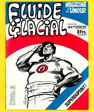 FLUIDE GLACIAL N° 8 (année 1976-77) GOTLIB FRANQUIN SOLÉ PÉTILLON ALEXIS LOUP