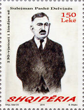 Albania Stamps 2014. Anniversary of Sulejman Delvina. Set MNH