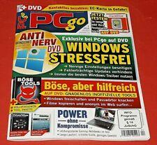 PC Go 04/2019 Windows Stressfrei + Anti Nerv DVD (Windows)  ungelesen