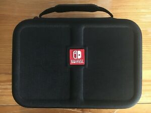 Large Size Travel Storage Case for Nintendo Switch Deluxe Carrying Case Portable