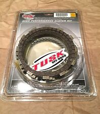 Suzuki LTZ 400 Z400 QUADSPORT 2003–2004 Tusk Clutch Kit Steel & Friction Plates