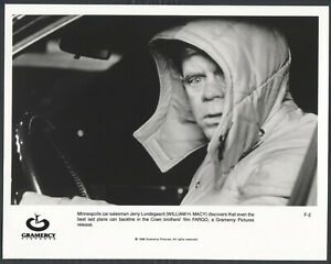 WILLIAM H MACY in Fargo '96 COAT STEERING WHEEL