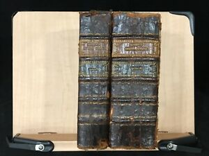 1741 Seneca Opera Omnia Two Volumes Frontispiece