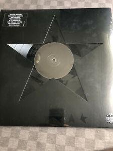 David Bowie - Blackstar - LP 180g Vinyl // Neu & OVP 2016