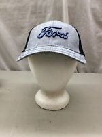 trucker hat baseball cap FORD Automobile Vintage Retro Embroidered Mesh
