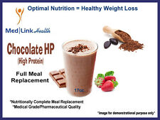 CHOCOLATE HP SHAKES High Protein Weight Loss | 1 Case | SIMILAR TO Optifast® 800
