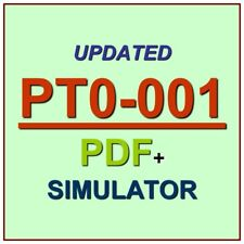 CompTIA PenTest+ Test PT0-001 Updated Penetration Plus EXAM QA SIM PDF+Simulator