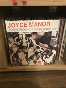 Joyce Manor - Songs From Northern Torrance LP Red Vinyl /500 - Sealed