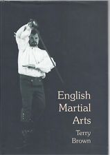English Martial Arts - Terry Brown Hardback