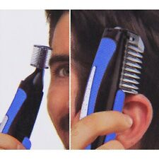 Personal Micro Touch Men Ear Nose Neck Eyebrow Body Hair Trimmer Remover Groomer