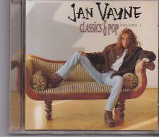 Jan Vayne-Classics&Pop volume 1 cd album