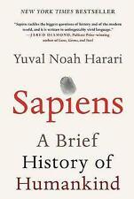 NEW Sapiens: A Brief History of Humankind by Yuval Noah Harari