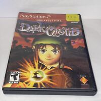 Dark Cloud (Sony PlayStation 2, 2001)  Complete Tested Working PS2