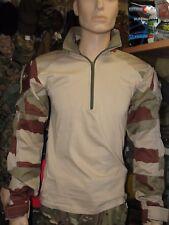 Chemise UBAS Camo Daguet Armée Française t. S combat shirt camouflage désert