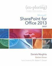 Exploring Microsoft SharePoint for Office 2013, Brief-ExLibrary