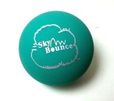 10 SKY BOUNCE GREEN COLOR - HAND BALLS / RACKET BALL NEW