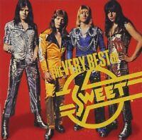 SWEET-THE VERY BEST OF THE SWEET-JAPAN CD BONUS TRACK F37