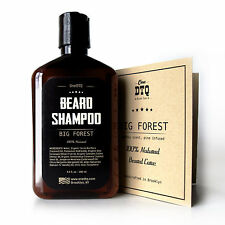 Big Forest Beard Shampoo - Thoroughly Cleans, Conditions & Promotes Beard Growth