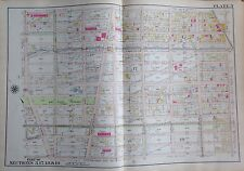 Orig 1907 Dyker Heights Brooklyn, Ny 58Th - 72Nd St. G.W. Bromley Plat Atlas Map
