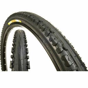 "2 x Kenda K847 Kross Plus MTB Bike Tyres 26"" x 1.95"""