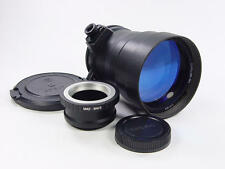 New. Old stock Helios Cyclop-M1 KMZ f/1.2 85 Zenit. s/n 9800286 mft BMPCC, LUMIX