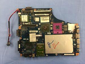Original Toshiba Motherboard A350 A355 P/N K000068850 LA-4571P KTKAA REV 1.0