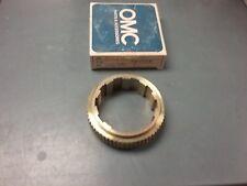 Worm wheel for an OMC stern drive 308806