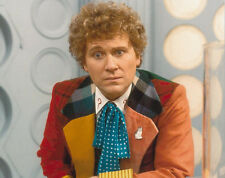 Colin Baker UNSIGNED photo - 6468 - Doctor Who