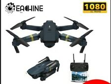 Eachine E58 WIFI FPV/Wide Angle HD 1080P Cam, Foldable Arm RC Quadcopter X Pro