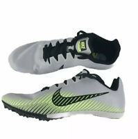 Nike Zoom Rival Womens Platinum Track Spikes AH1021-003 Size 8  New