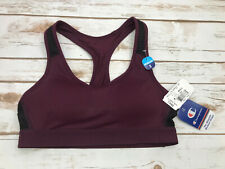 NWT Champion B1441 S Small The Absolute Workout Shape Double Dry Sports Bra New