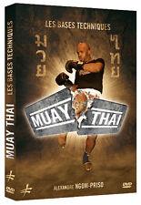 DVD Muay Thai - Die Grundtechniken  (303) Thaiboxen thailändisches Boxen