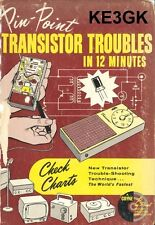 Coyne Pin Point Transistor Troubles in 12 Minutes * CDROM * PDF * Transistors