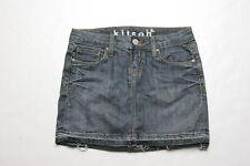 Kitson Robertson Denim Skirt (25)